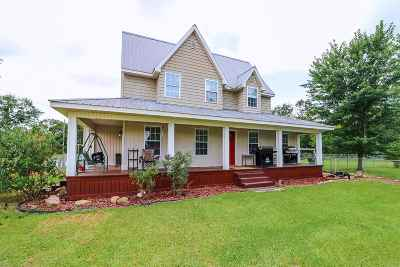 Fort Valley Single Family Home For Sale: 1828 Tribble Road