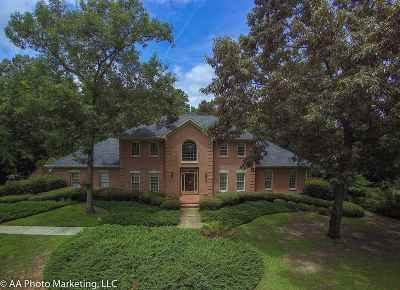 Macon Single Family Home For Sale: 127 Wolf Creek Dr N