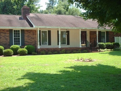 Perry Single Family Home For Sale: 904 Chapel Ridge