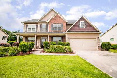 Perry Single Family Home For Sale: 109 Ivy Glen Drive