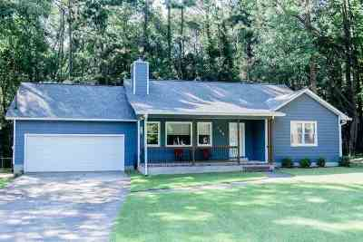 Bibb County, Crawford County, Houston County, Peach County Single Family Home For Sale: 766 Little John Court