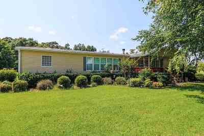Fort Valley Single Family Home For Sale: 1148 Camp John Hope Road