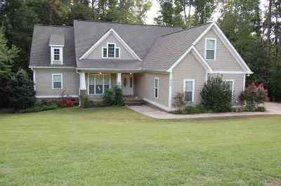Macon Single Family Home For Sale: 225 Carsons Walk