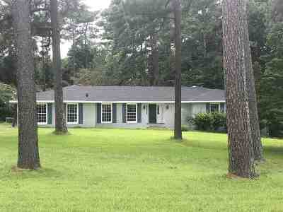Macon Single Family Home For Sale: 1729 Tucker Road