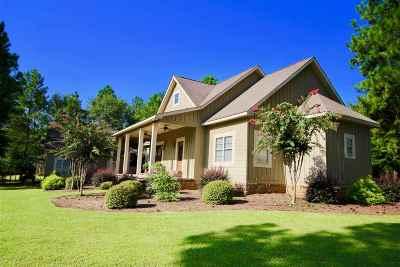 Perry Single Family Home For Sale: 226 Mossy Lake Road