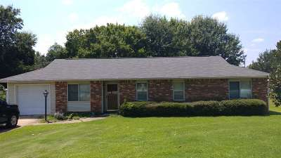 Single Family Home For Sale: 1023 Carl Vinson