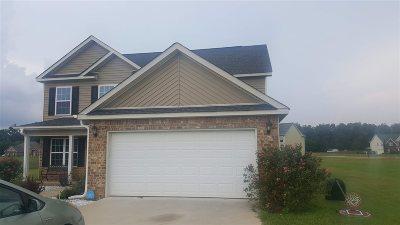 Macon Single Family Home For Sale: 323 Pheasant Run