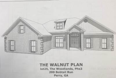 Kathleen Single Family Home For Sale: 200 Bobtail Run
