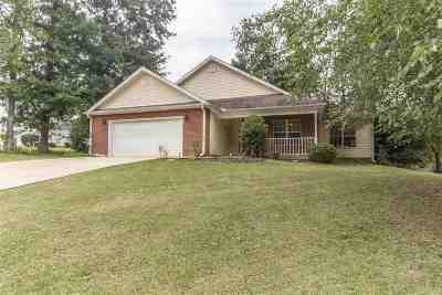 Bibb County, Crawford County, Houston County, Peach County Single Family Home For Sale: 512 Blue Bonnet Trail