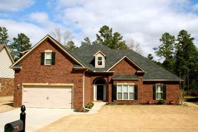 Macon Single Family Home For Sale: 417 Stonecrest Court