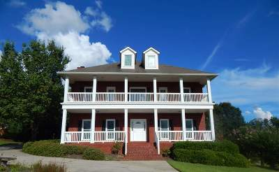 Macon Single Family Home For Sale: 300 Pinnacle Park
