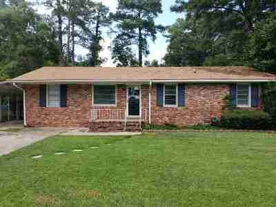 Warner Robins Single Family Home Verbal Agreement: 144 Lincoln Street