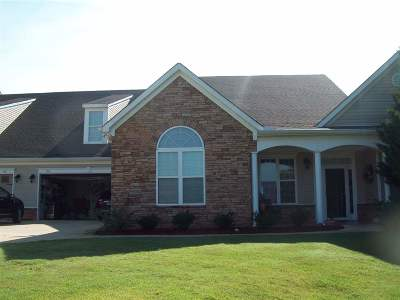 Perry Single Family Home For Sale: 704 Quail Ridge Lane