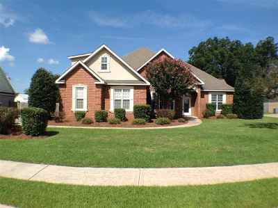 Warner Robins Single Family Home For Sale: 202 Rosewater Drive