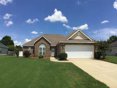 Warner Robins Single Family Home For Sale: 302 Minter Drive