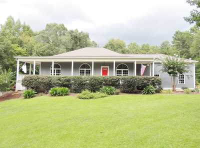 Monroe County Single Family Home For Sale: 168 Cedar Grove Road