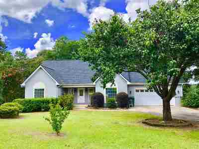 Warner Robins Single Family Home For Sale: 124 Covey Drive