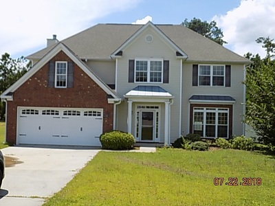 Macon Single Family Home For Sale: 421 Shadeland Place
