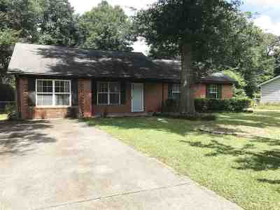 Perry Single Family Home For Sale: 204 Addison Lane