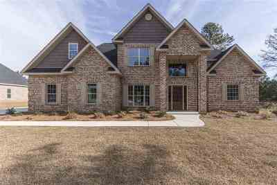 Byron Single Family Home For Sale: 102 Timber Ridge Circle