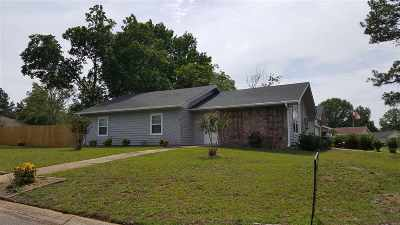 Warner Robins Single Family Home For Sale: 101 Countrywood Drive