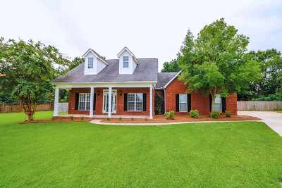 Warner Robins Single Family Home For Sale: 204 Chamberlain Drive