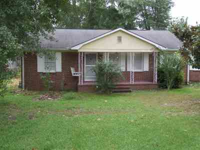 Macon Single Family Home For Sale: 1850 Rocky Creek Road