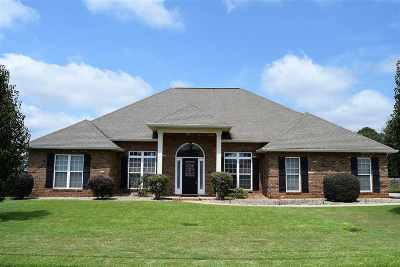 Bibb County, Crawford County, Houston County, Peach County Single Family Home For Sale: 115 Lattice Bend