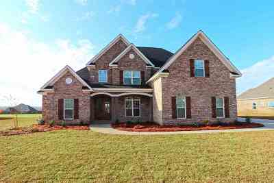 Bibb County, Crawford County, Houston County, Peach County Single Family Home For Sale: 4049 Coosa Drive