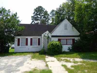 Macon Single Family Home For Sale: 3120 Napier Avenue
