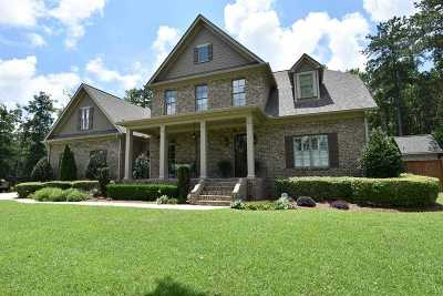 Macon Single Family Home For Sale: 301 Heydon Court