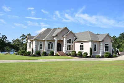 Macon Single Family Home For Sale: 6331 Dobson Road