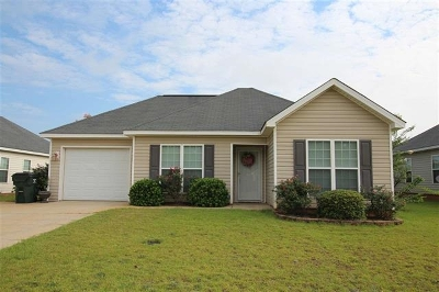 Warner Robins GA Rental For Rent: $975