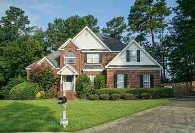 Macon Single Family Home For Sale: 414 Amberly Court