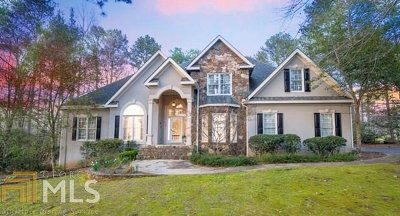 Macon Single Family Home For Sale: 115 Boulder Cove