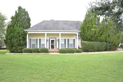 Warner Robins GA Single Family Home For Sale: $210,000