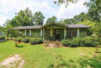 Single Family Home For Sale: 1609 S Houston Lake Road