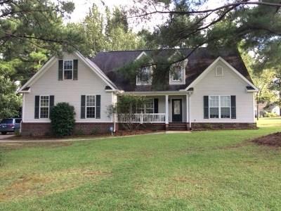 Macon Single Family Home For Sale: 122 Ryan Drive