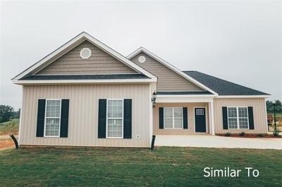 Perry Single Family Home For Sale: 2402 Quail Run Lane