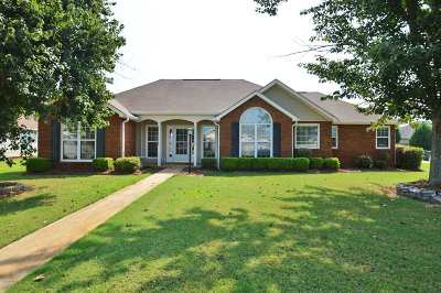 Warner Robins Single Family Home For Sale: 100 Carver Court