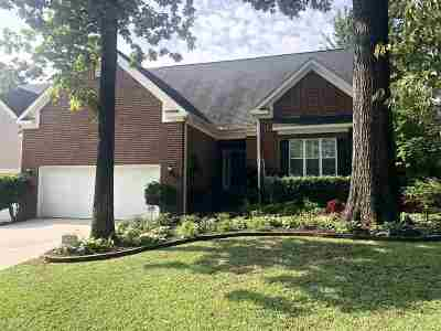 Single Family Home For Sale: 100 Hampton Way