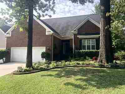 Macon Single Family Home For Sale: 100 Hampton Way