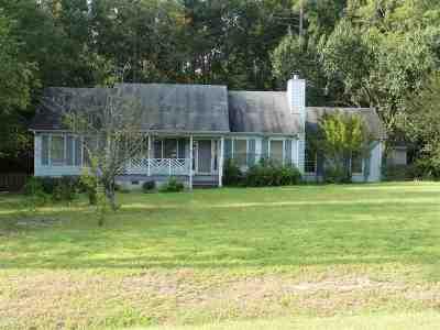Macon Single Family Home For Sale: 135 S Heath Drive