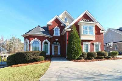 Bibb County Single Family Home For Sale: 431 Waverly Lane