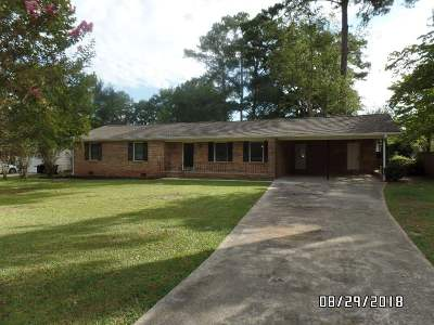 Perry Single Family Home For Sale: 1008 Pine Place