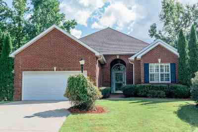 Macon Single Family Home For Sale: 148 Fosters Green Drive