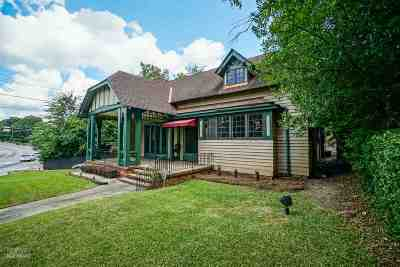 Macon Single Family Home For Sale: 718 College Street