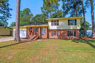 Perry Single Family Home For Sale: 1613 Northside Road