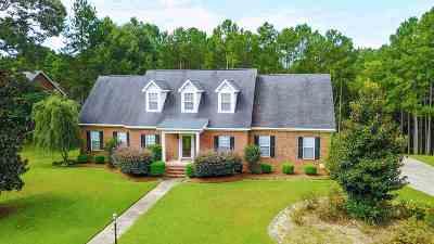 Kathleen Single Family Home For Sale: 206 Spanish Trail