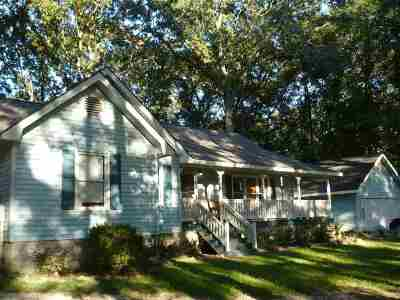 Kathleen Single Family Home For Sale: 185 Hunt Road
